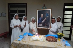 Comunità Brasile suore  Pie Operaie dell'Immacolata Concezione - 300 anni della nascita del Fondatore