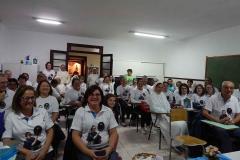 Comunità Brasile suore  Pie Operaie dell'Immacolata Concezione - Gli amici Marcucci pregano il rosario