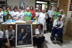 Comunità Brasile suore  Pie Operaie dell'Immacolata Concezione - 300 anni Fondazione