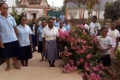 Comunità Madagascar - Suore Pie Operaie dell'Immacolata Concezione - Novizie e postulanti Madagascar