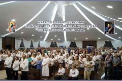 Comunità Brasile suore  Pie Operaie dell'Immacolata Concezione - Celebazione 40 anni in Brasile