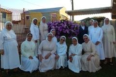 Comunità Brasile suore  Pie Operaie dell'Immacolata Concezione - Formazione 2018