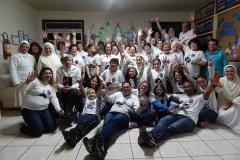 Comunità Brasile suore  Pie Operaie dell'Immacolata Concezione - Gruppo Amici Marcucci di Curtiba 2018